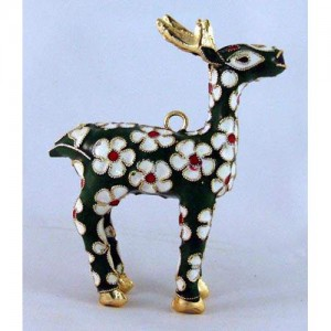 Reindeer-Green