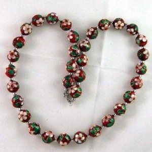 NL-red-12-34(34beads-12mm)